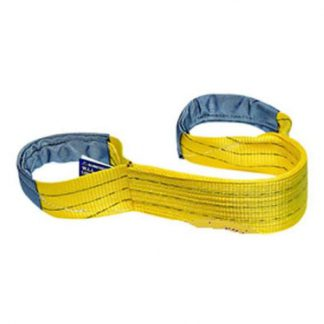 Beaver flat slings - double ply - for lifting - photo