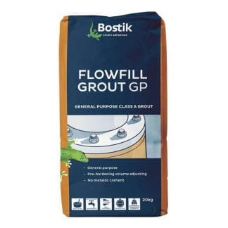 Bostik Flowfill GP grout - general purpose - photo