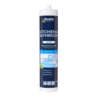 Bostik kitchen & bathroom premium silicone sealant - photo