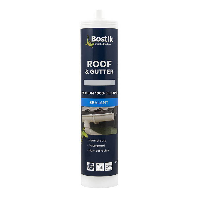 Bostik Roof Amp Gutter Premium Silicone Sealant Roof