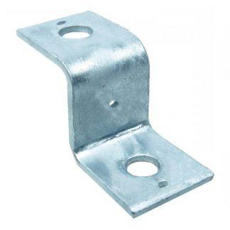 Duct brackets - Z shape - photo