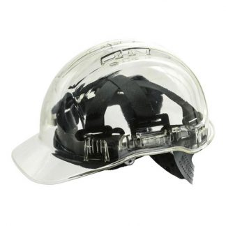 Frontier clearview hard hats - vented - photo