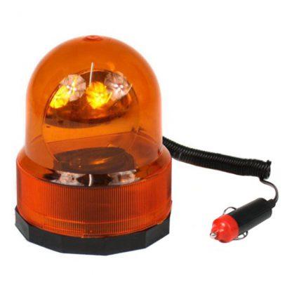 Grip amber revolving warning light - photo