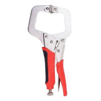Grip locking C clamp - photo