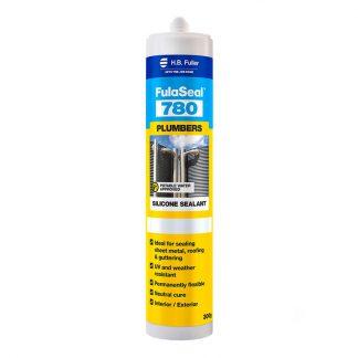 H.B. Fuller FulaSeal 780 plumbers silicone sealant - photo