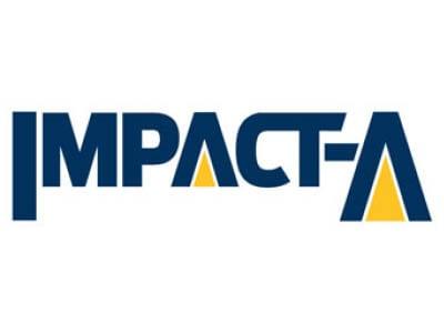 Impact-A logo