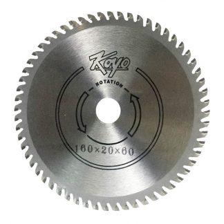Koyo circular saw blades - for aluminium & double sided laminates - photo