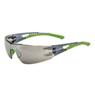 Mack VX2 safety glasses - crystal mirror lens - medium impact - photo