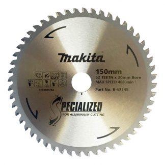 Makita circular saw blades - for aluminium - photo
