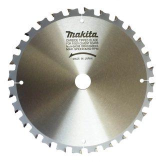 Makita circular saw blades - for fibre cement - photo