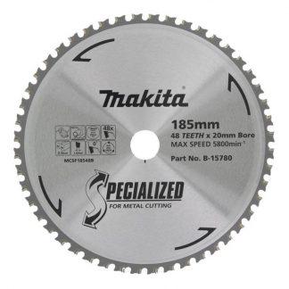 Makita cold saw blades - for metal - photo