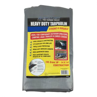 Medalist heavy duty tarpaulins - photo