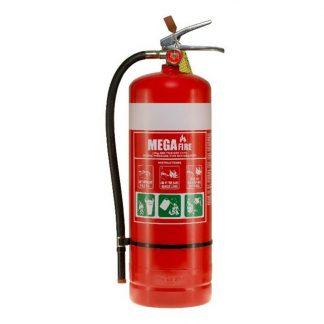 MegaFire ABE dry powder fire extinguishers - photo