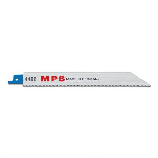 MPS reciprocating saw blades - for thin metals - photo