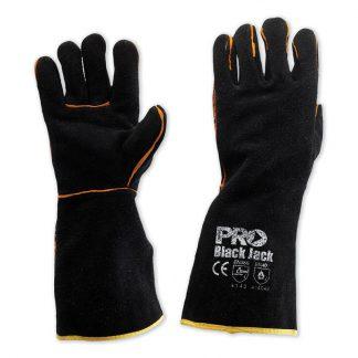 ProChoice BlackJack welding gloves - photo