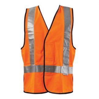 ProChoice high visibility safety vests - H back - day & night use - photo