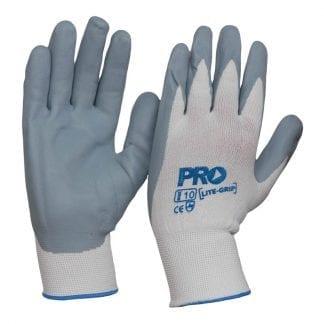 ProChoice LiteGrip nitrile safety gloves - photo