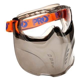 ProChoice Vadar goggles & face shield - photo