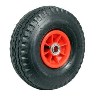 Richmond pneumatic wheels - 100kg load capacity - photo