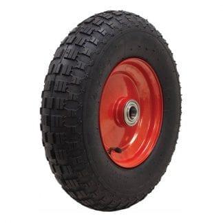 Richmond pneumatic wheels - 200kg load capacity - photo