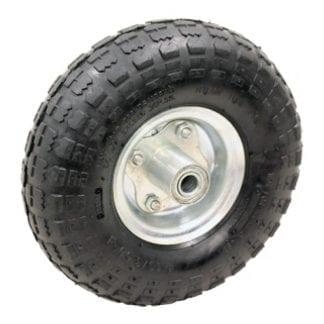 Richmond pneumatic wheels - offset - 100kg load capacity - photo