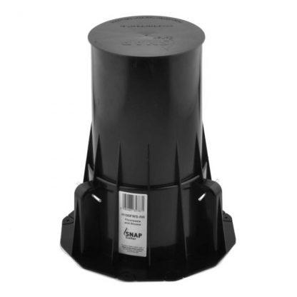 Snap H100FWS-RR - high-top floor waste shower fire collars - photo