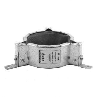 Snap LP100R - low profile retrofit fire collars - photo