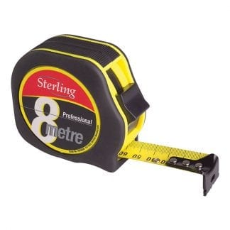 Sterling Ultimax professional tape measure - photo