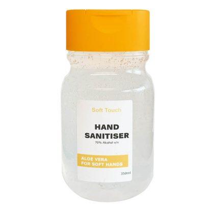 Hand sanitiser - antibacterial - 70% alcohol - with Aloe Vera - In Stock