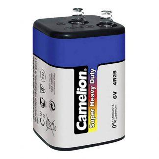 Camelion alkaline batteries - 6 volt - super heavy duty